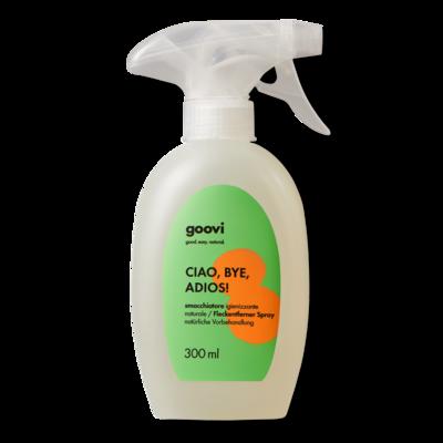 Spray smacchiatore per tessuti igienizzante naturale