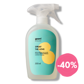 Multi-surface natural sanitising spray