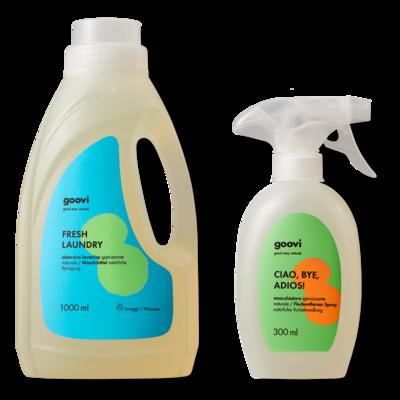 profumo di fresco e pulito