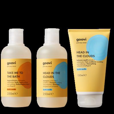 purifica e proteggi naturalmente corpo e capelli
