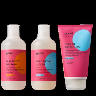 purifica e rivitalizza naturalmente corpo e capelli