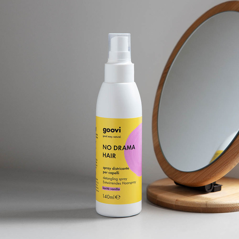 Hair detangling spray