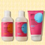 bagnoschiuma + shampoo + balsamo