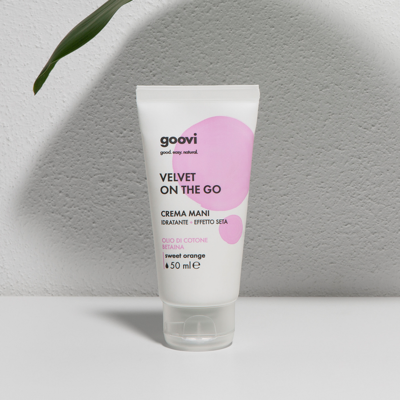 hand cream - hydrating + silk effect