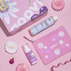 Mizellenwasser + Antismog Gesichtscreme + Pochette