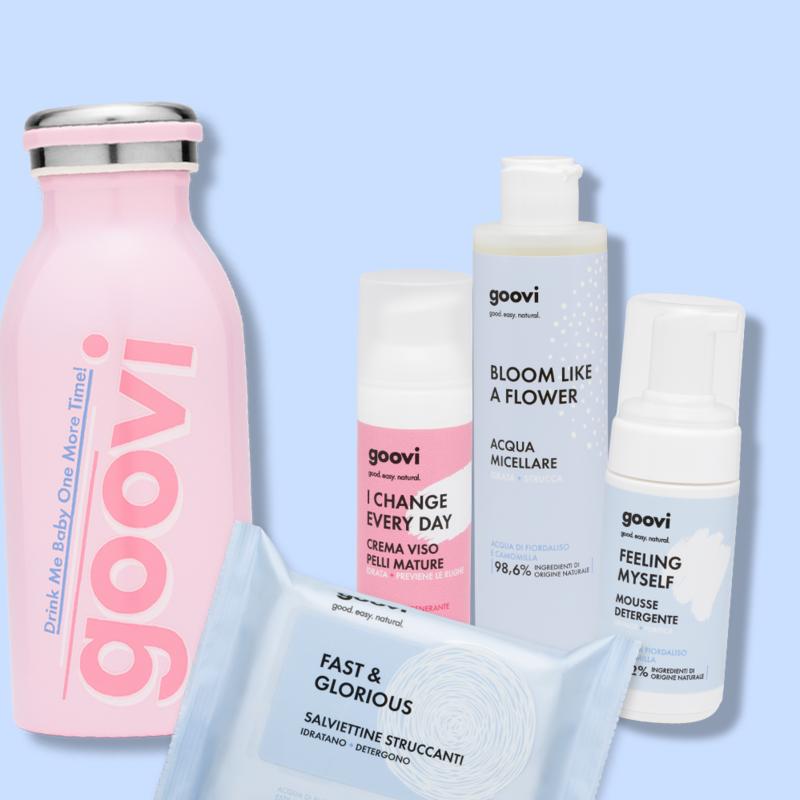 Skin Care Complete + bottiglia omaggio