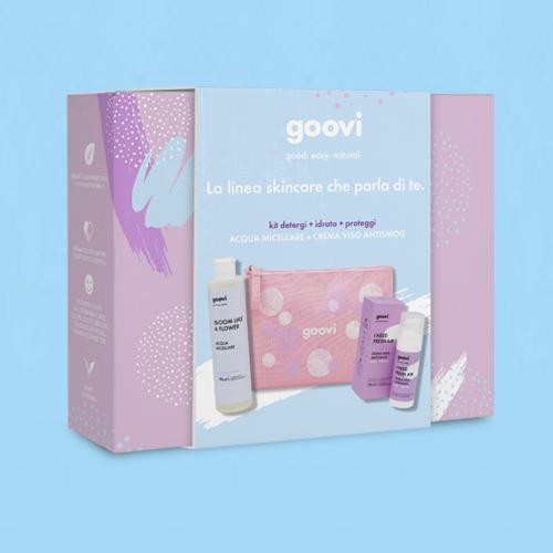 kit detergi + idrata + proteggi