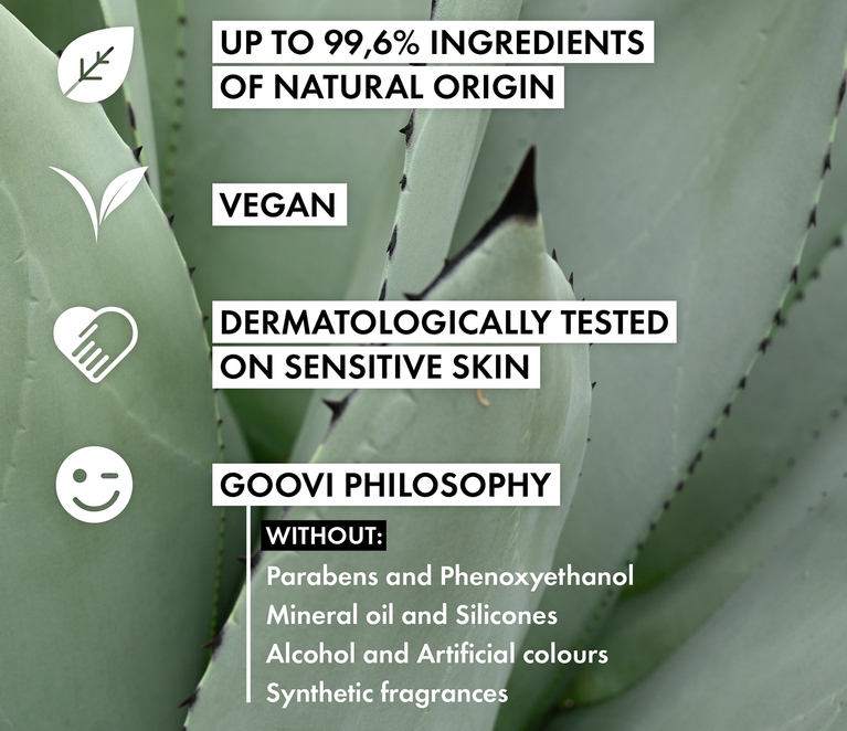 The power of the microalgae on your face