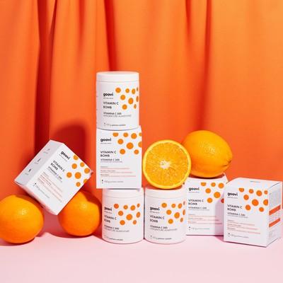 vitamin C 500 food supplement