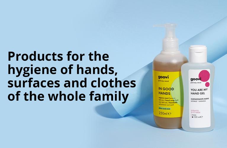 goovi household eco detergents