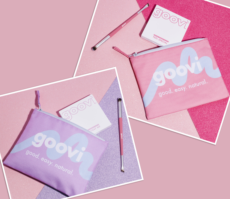 Find out the gift ideas,  the pochette is for FREE