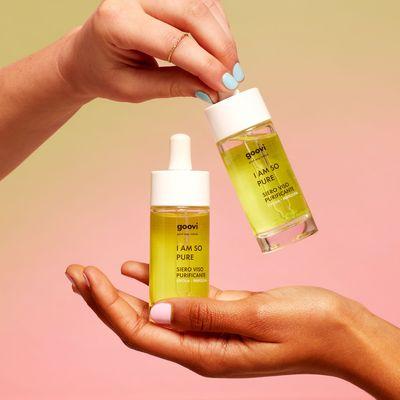 purifying face serum