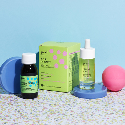 in&out set - glowing skin with no impurities