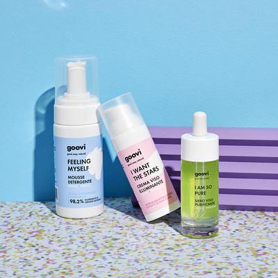 set beauty routine pelle senza imperfezioni
