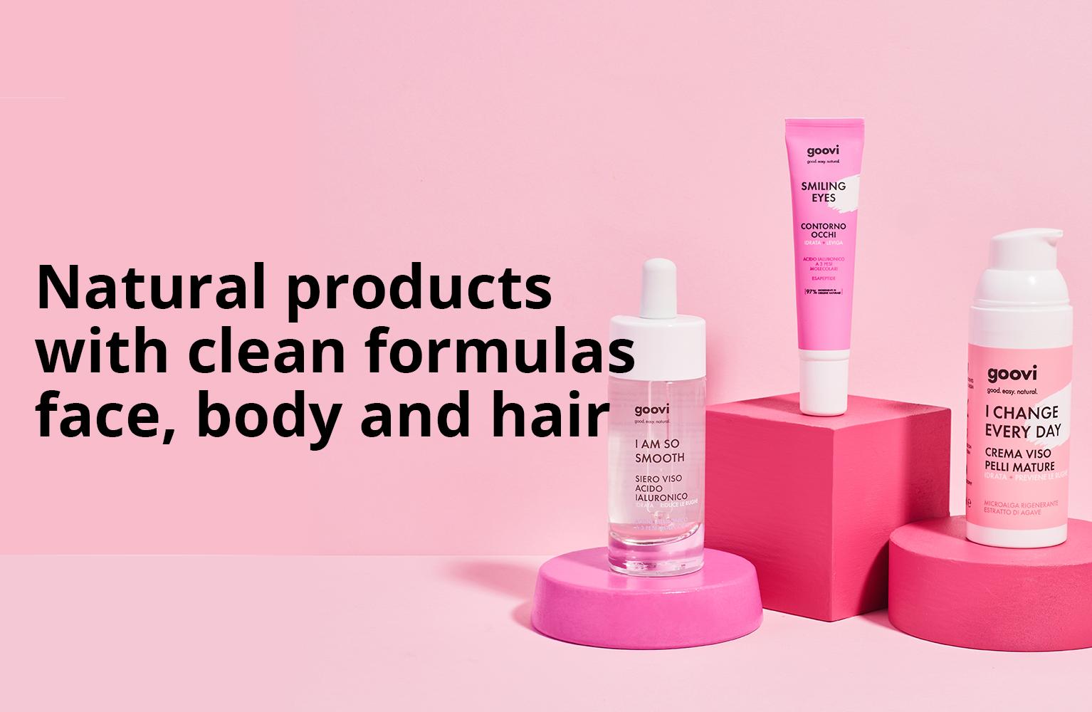 goovi natural cosmetic