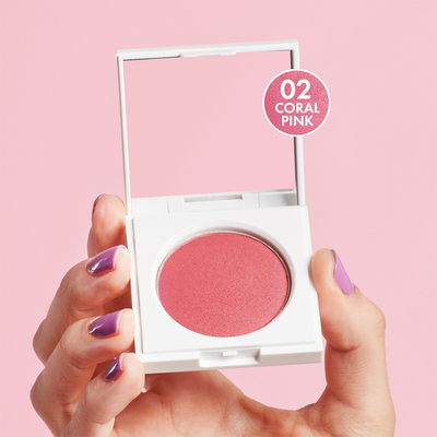 Blush i'm not shy - 02 coral pink