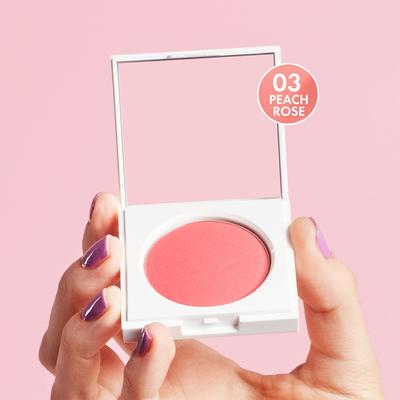 Blush i'm not shy - 03 peach rose